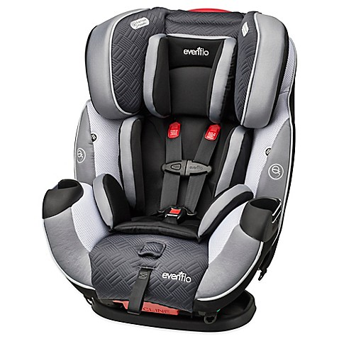 buy evenflo symphony dlx all in one car seat in concord from bed bath beyond. Black Bedroom Furniture Sets. Home Design Ideas