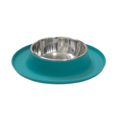 Blue Silicone Feeder