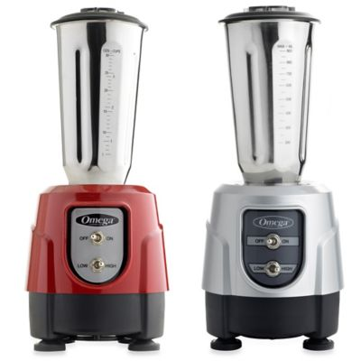 Omega® BL360 Blender in Red