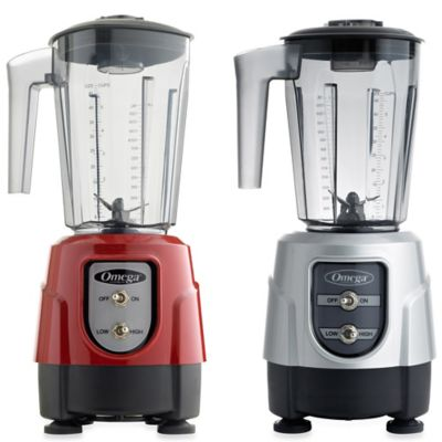 Omega® BL330 Blender in Red