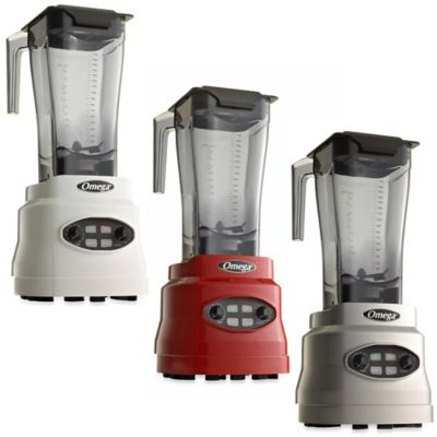 Omega® BL630 Blender in Red