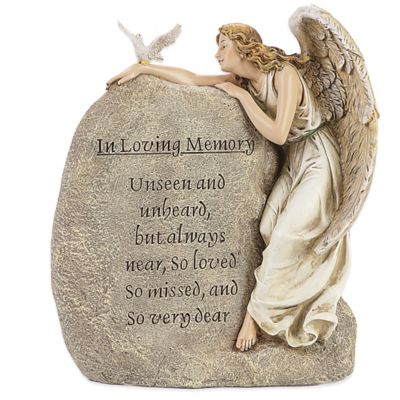 Joseph's Studio Memorial Angel Garden Statue