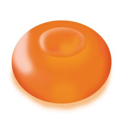 Floating Blimp 12-Count LED Lights in Orange