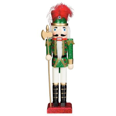 Multi Soldier Nutcracker