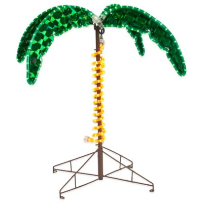 Roman 30-Inch Ropelight Palm Tree