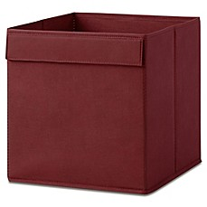 Real Simple® Fabric Drawer in Crimson
