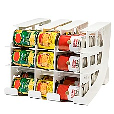 Fifo Can Tracker Food Storage Organizer Bed Bath Amp Beyond