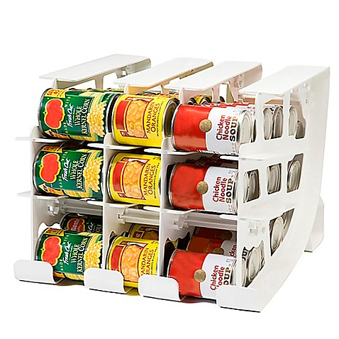 Fifo Can Tracker Food Storage Organizer Www