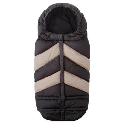 7 A.M.® Enfant Blanket 212 Chevron in Black/Beige