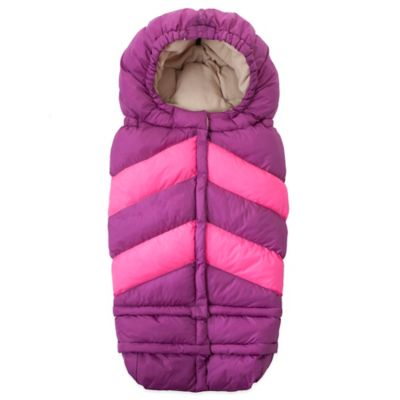 7 A.M.® Enfant Blanket 212 Chevron in Purple/Pink