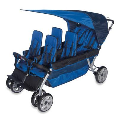 Foundations® LX™ 6-Passenger Stroller