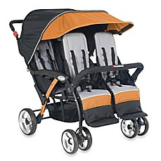 Double Amp Triple Baby Stroller Bedbathandbeyond Com