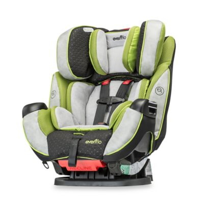 Evenflo® Symphony™ DLX All-In-One Car Seat in Porter
