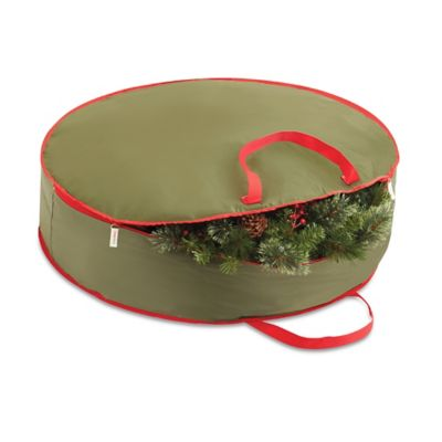 36-Inch Holiday Wreath Storage Bag