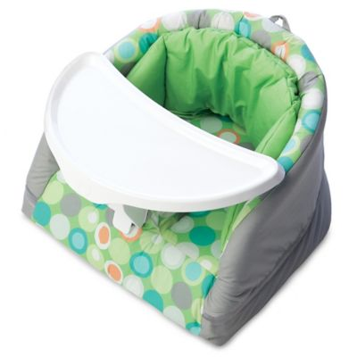 Boppy® Baby Chair in Green Marbles