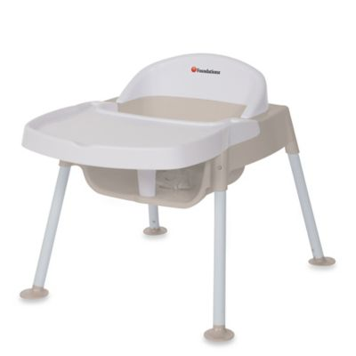 Foundations® Secure Sitter™ 7-Inch Tip & Slip-Proof Feeding Chair