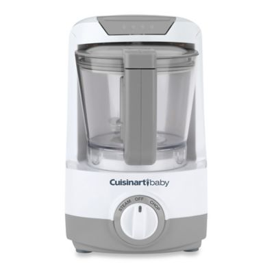 Food Prep > Cuisinart® Baby Food Maker & Bottle Warmer