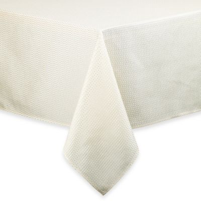 Sam Hedaya Lafayette 52-Inch x 70-Inch Oblong Tablecloth in Blue