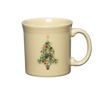 Fiesta® Christmas Tree Java Mug