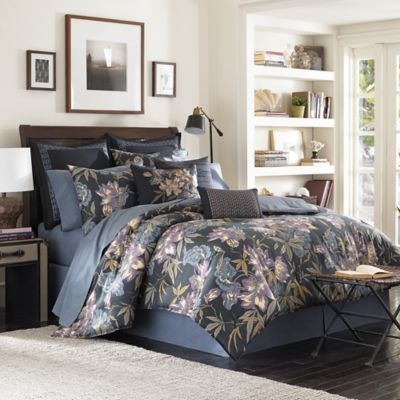Tommy Bahama® Kaftan Floral Full/Queen Duvet Cover Set