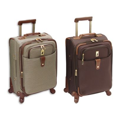 Chocolate Luggage Carry Ons