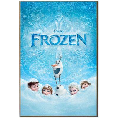 Disney® Frozen Movie Poster Wall Art