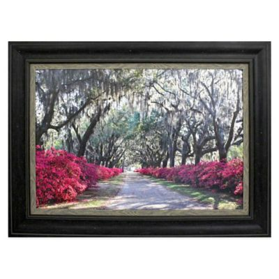 Azaleas Framed Wall Art