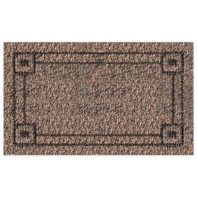 Clean Machine® Metro 18-Inch x 30-Inch Scraper Door Mat in Taupe