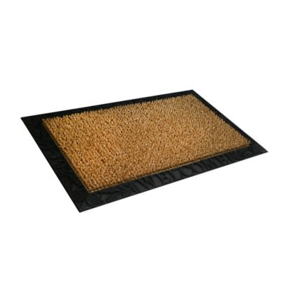 Clean Machine® Acorn and Oak Leaf 18-Inch x 30-Inch Scraper Door Mat