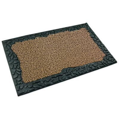 Clean Machine® Zen 18-Inch x 30-Inch Scraper Door Mat
