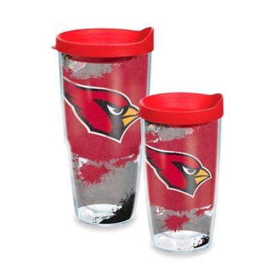 Tervis® NFL Arizona Cardinals 16 oz. Distressed Wrap Tumbler with Lid