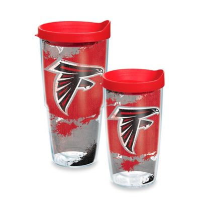 Tervis® NFL Atlanta Falcons 16 oz. Distressed Wrap Tumbler with Lid