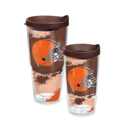 Tervis 16-Ounce Brown Wrap Tumbler