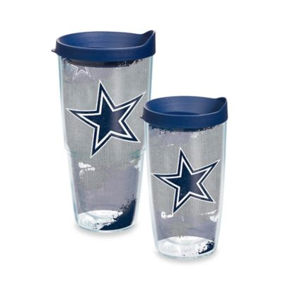 Tervis® NFL Dallas Cowboys 16 oz. Distressed Wrap Tumbler with Lid