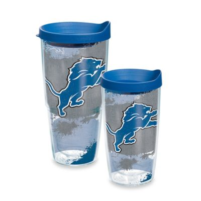 Tervis® NFL Detroit Lions 16 oz. Distressed Wrap Tumbler with Lid