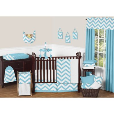 11-Piece Crib Bedding Set