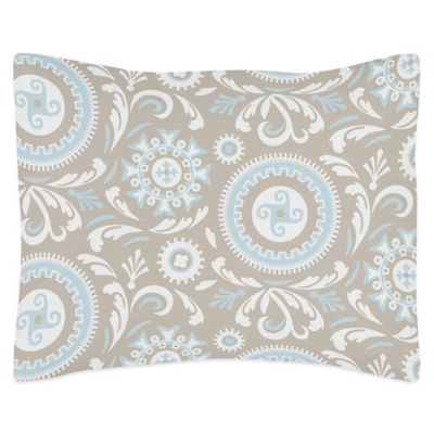 Sweet Jojo Designs Hayden Standard Pillow Sham