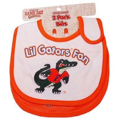 University of Florida 2-Pack Infant Bib