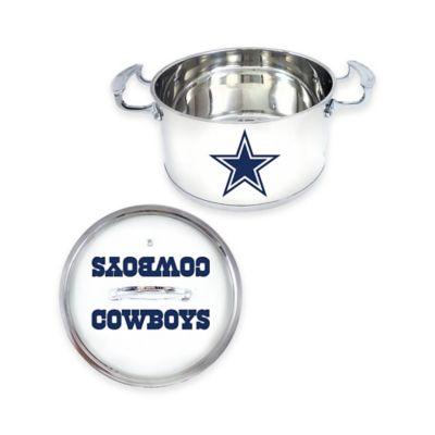 NFL Dallas Cowboys 5 Qt. Chili Pot