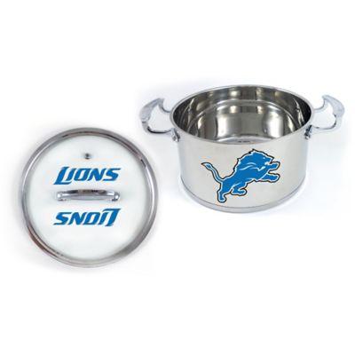 NFL Detroit Lions 5 Qt. Chili Pot