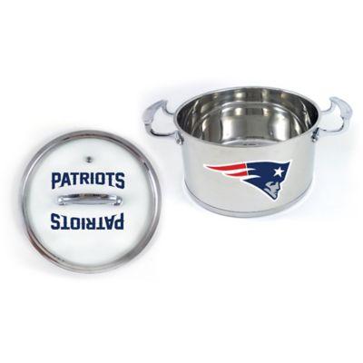 NFL New England Patriots 5 Qt. Chili Pot
