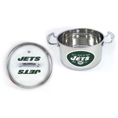 NFL New York Jets 5 Qt. Chili Pot