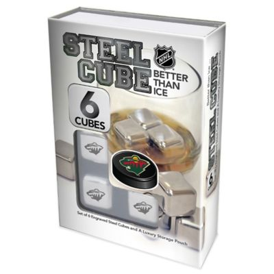 NHL Steel Cubes