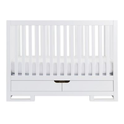 Karla Dubois® OSLO 3-in-1 Convertible Crib in Pure White