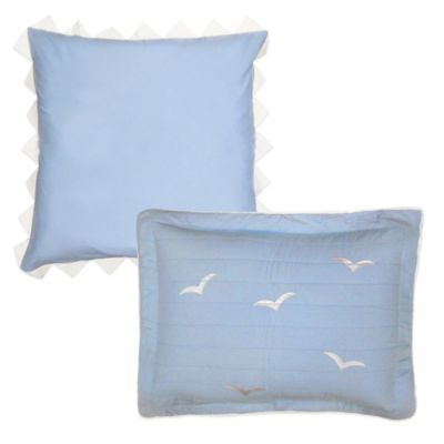 Coastal Pillow Shams