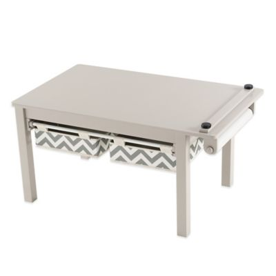 Tree House Lane Activity Table in Grey