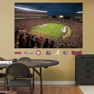 Fathead® University of Alabama Stadium Mural Wall Graphic