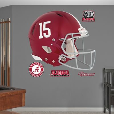 Fathead® University of Alabama Crimson Tide Helmet Wall Graphic
