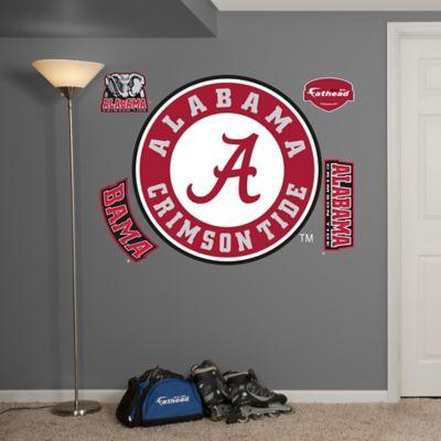 Fathead® University of Alabama Logo Wall Graphic