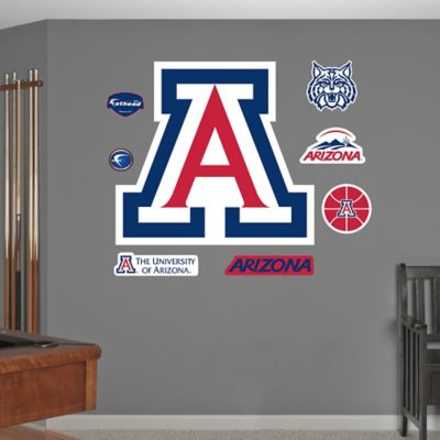 University of Arizona Logo Wall Graphic